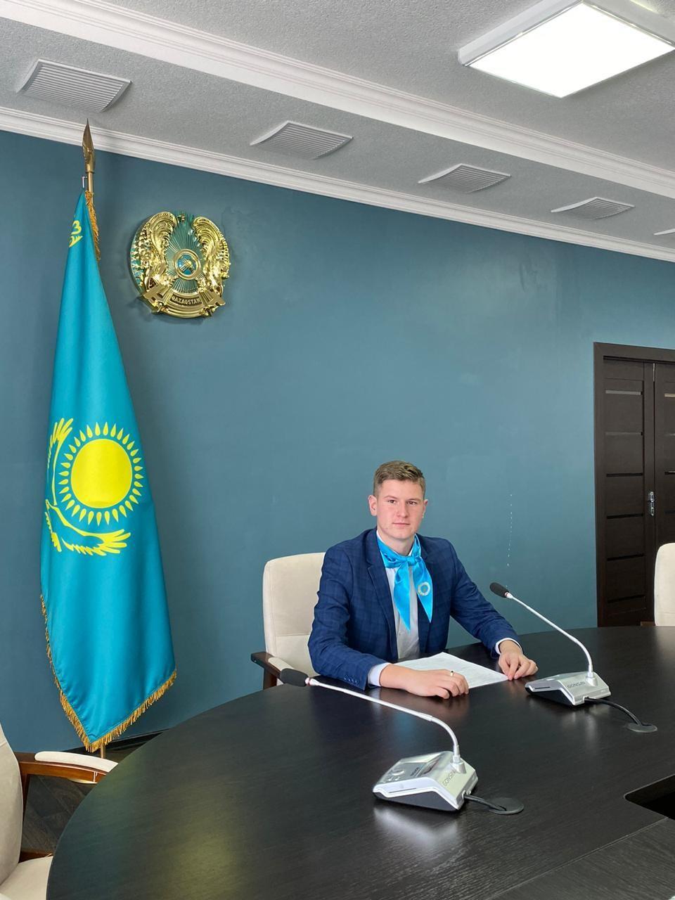 Акимов Кирилл , 17 лет , г.Караганда